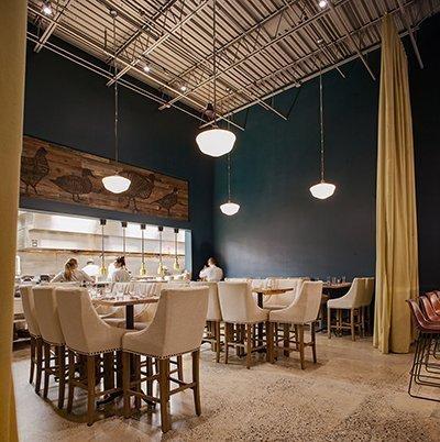 Morehead Foundry restaurant