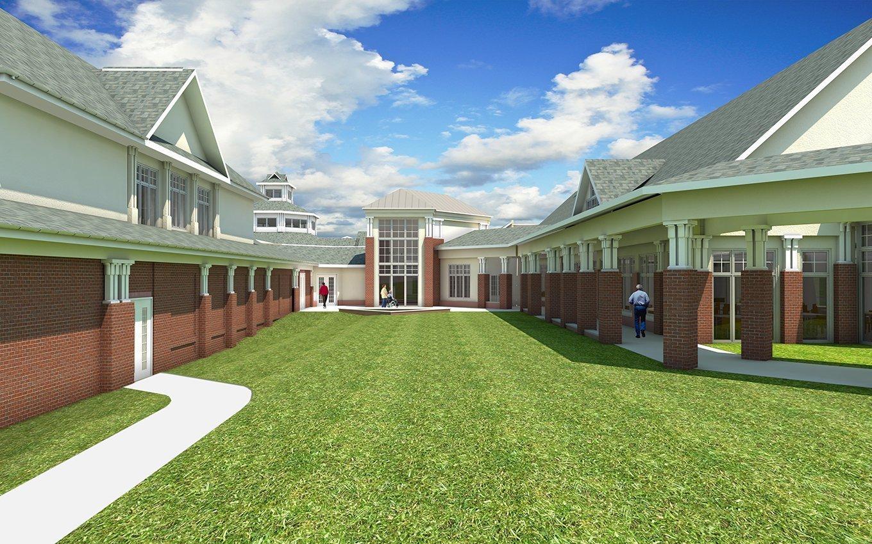 Wellspring Retirement Community Resident Activity Center
