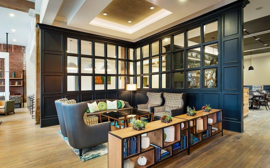 Hotel Indego Savannah Library