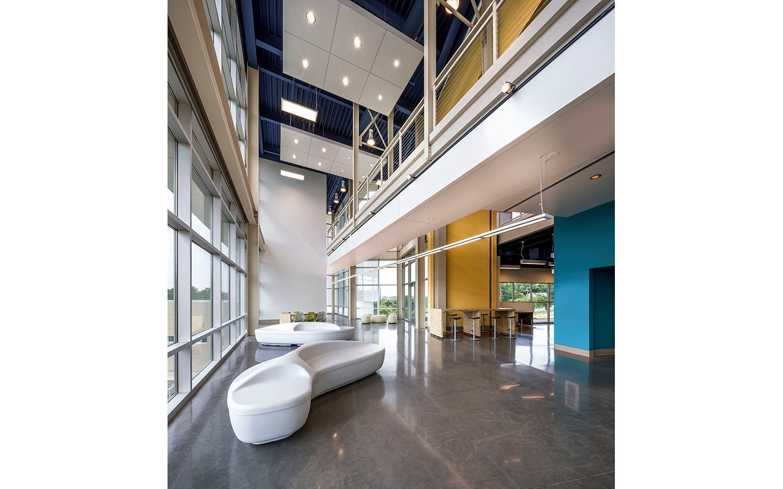 The Center for Design Innovation (CDI) Interior Open Area