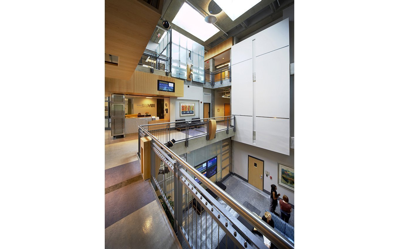 The Biocomplexity Institute of Virginia Tech Interior
