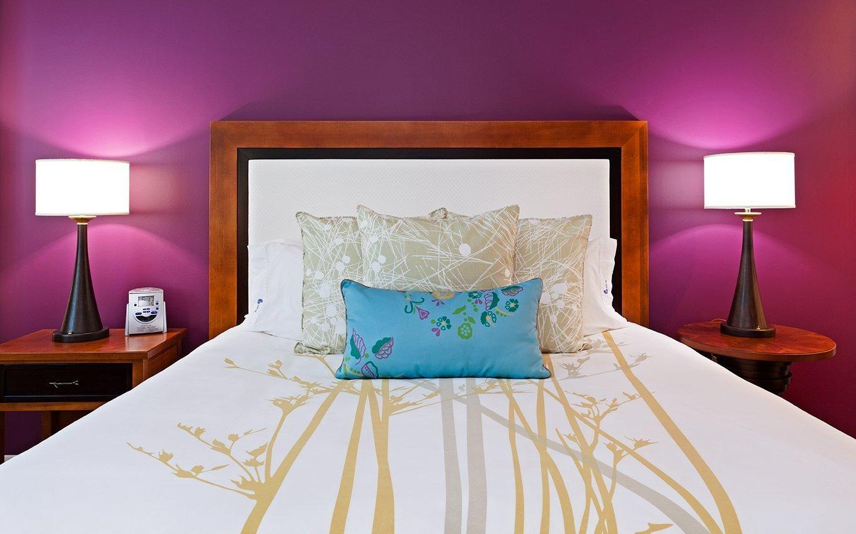 Hotel Indigo Asheville Guestroom