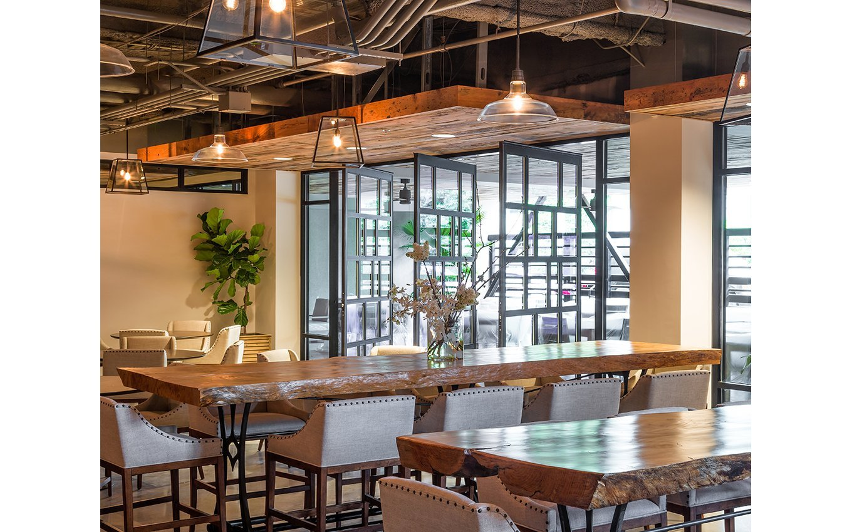 Universal Furniture Bar Area