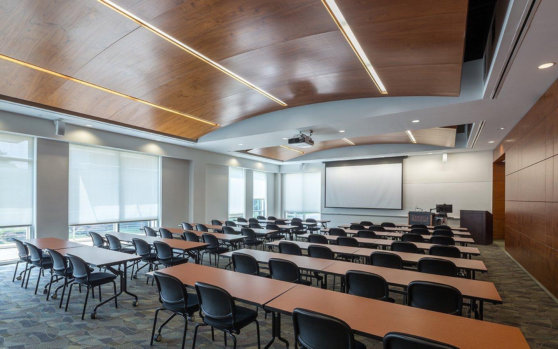 VWCC Fralin Center Classroom