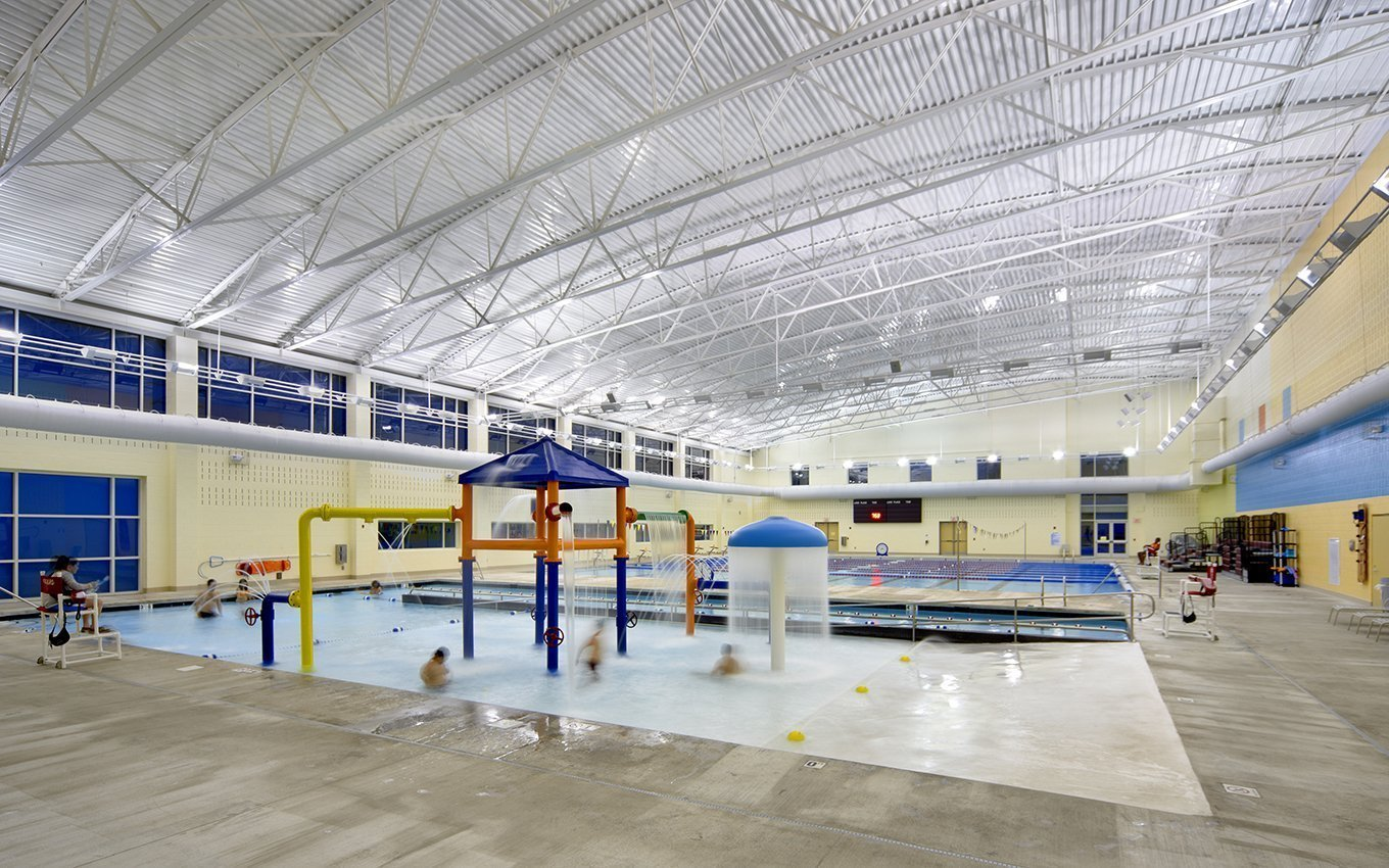 Gateway YWCA Indoor Pool and Waterpark Pool