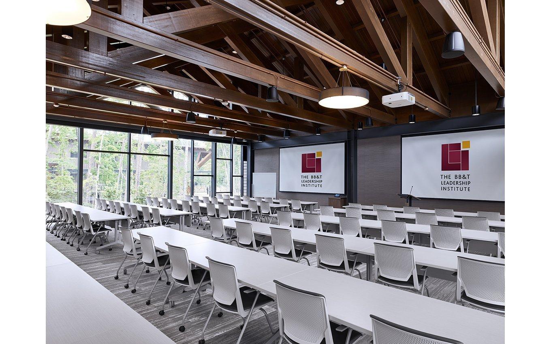 BB&T Leadership Institute Event Room
