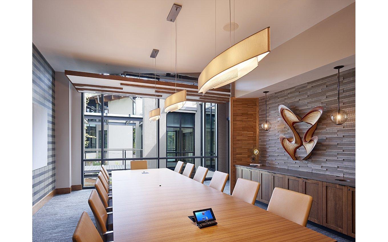 BB&T Leadership Institute Meeting Room