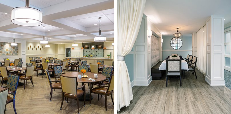 Senior Living Dining in the New Normal
